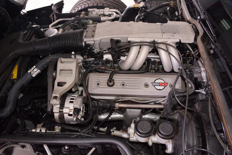 1989 Chevrolet Corvette Image 8