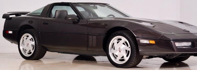 1989 Chevrolet Corvette Image 62