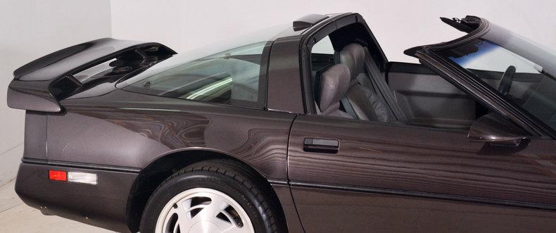 1989 Chevrolet Corvette Image 54