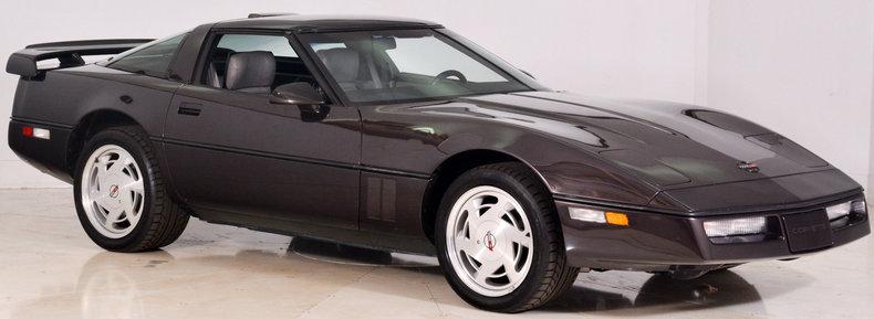 1989 Chevrolet Corvette Image 12