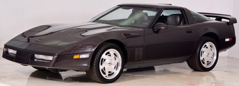 1989 Chevrolet Corvette Image 75