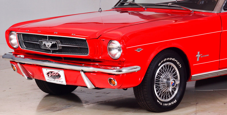 1965 Ford Mustang Image 42