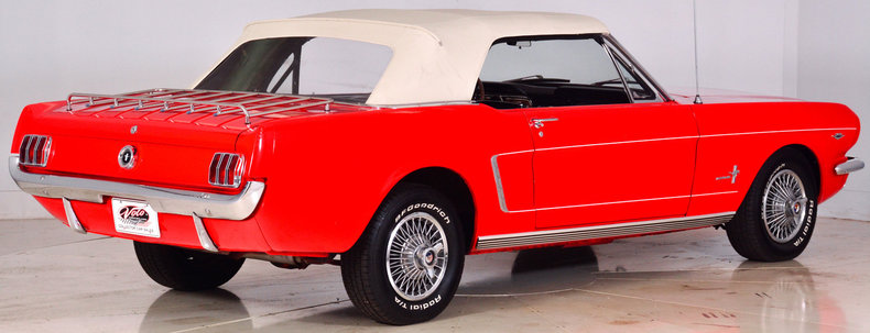 1965 Ford Mustang Image 3