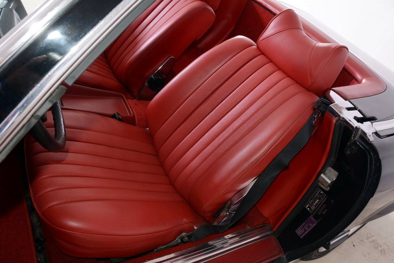 1976 Mercedes-Benz 450SL Image 8
