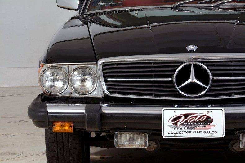 1976 Mercedes-Benz 450SL Image 9