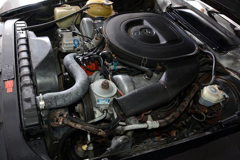 1976 Mercedes-Benz 450SL Image 16