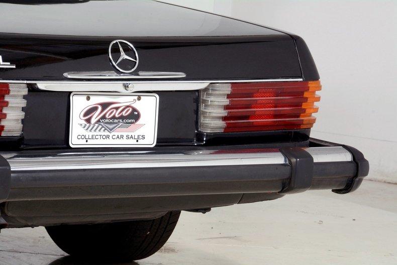 1976 Mercedes-Benz 450SL Image 28