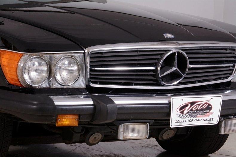 1976 Mercedes-Benz 450SL Image 46