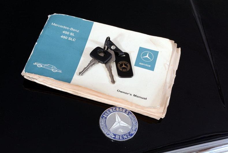 1976 Mercedes-Benz 450SL Image 51