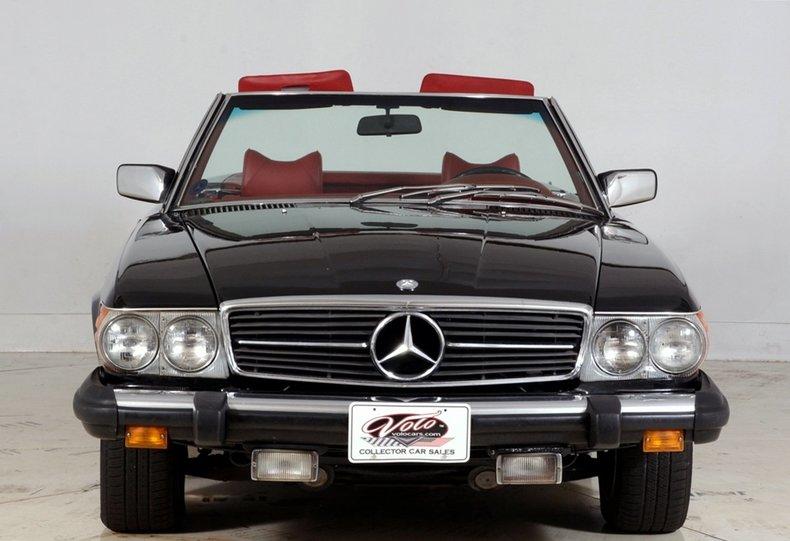 1976 Mercedes-Benz 450SL Image 57
