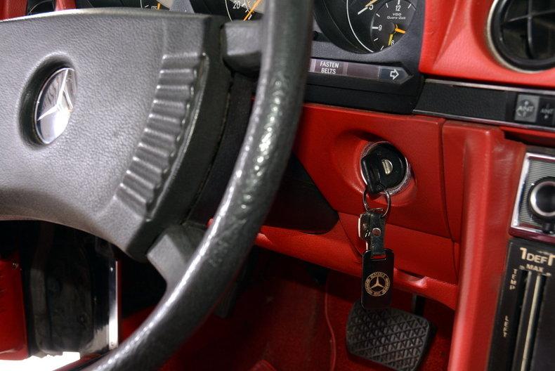 1976 Mercedes-Benz 450SL Image 58