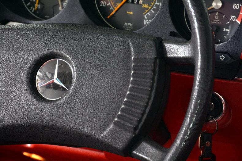 1976 Mercedes-Benz 450SL Image 65