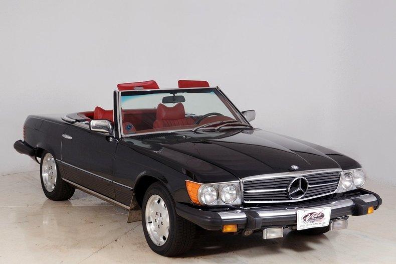 1976 Mercedes-Benz 450SL Image 84