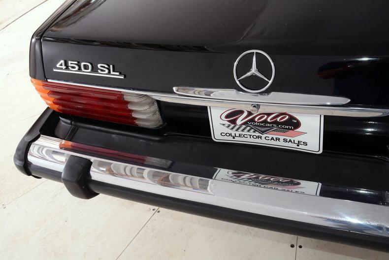 1976 Mercedes-Benz 450SL Image 85