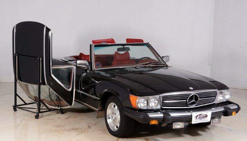 1976 Mercedes-Benz 450SL Image 87
