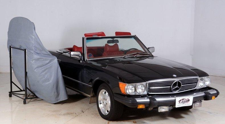 1976 Mercedes-Benz 450SL Image 89