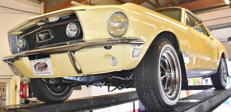 1968 Ford Mustang Image 100