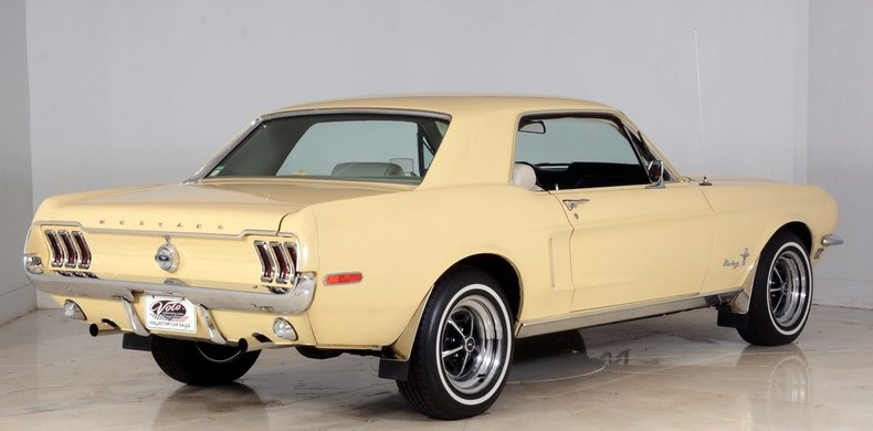 1968 Ford Mustang Image 3