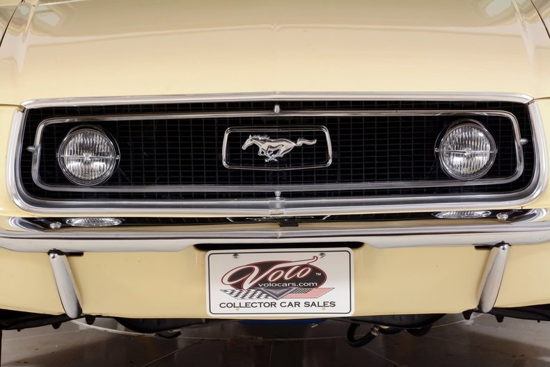 1968 Ford Mustang Image 7