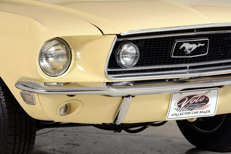1968 Ford Mustang Image 28