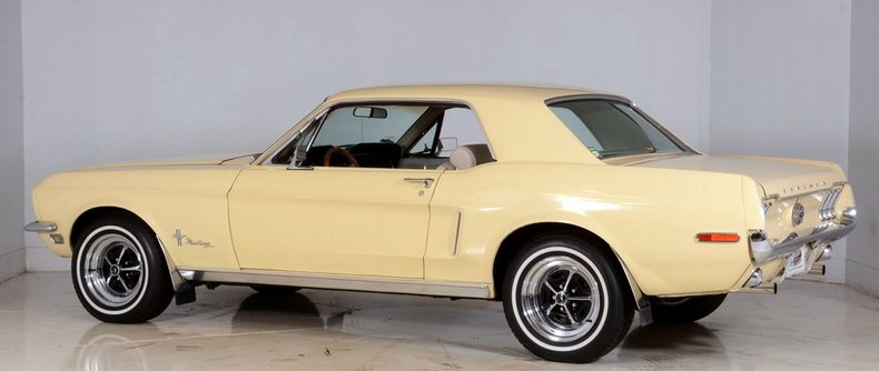 1968 Ford Mustang Image 33
