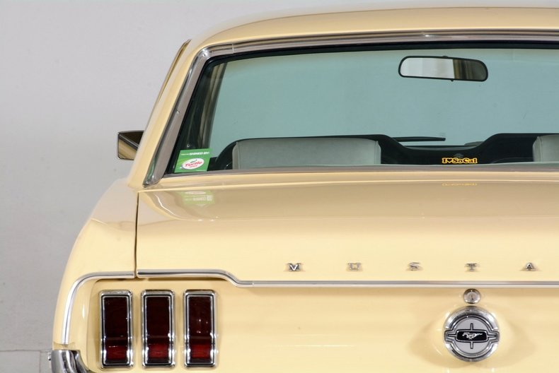 1968 Ford Mustang Image 35