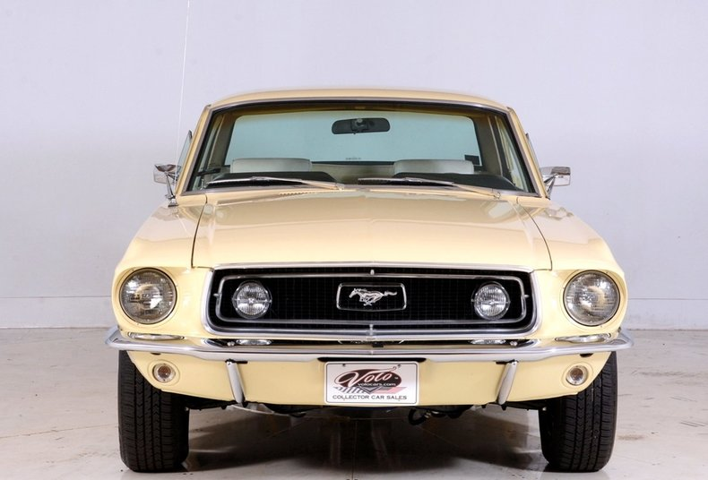 1968 Ford Mustang Image 57