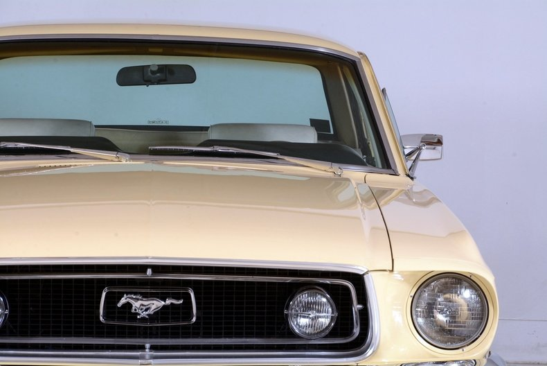 1968 Ford Mustang Image 63
