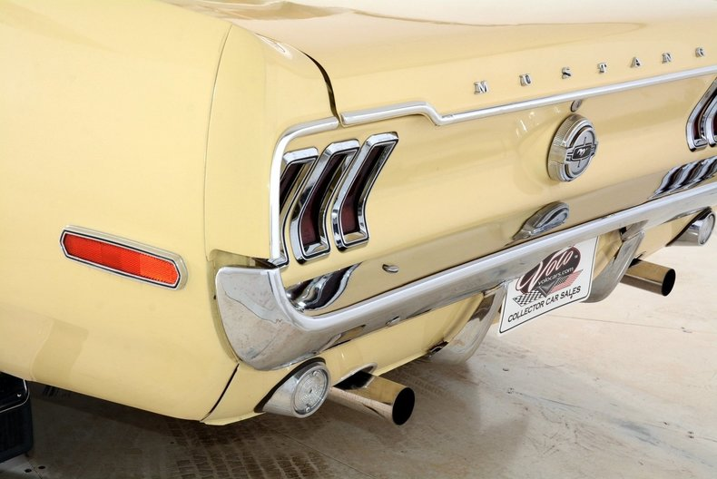 1968 Ford Mustang Image 85
