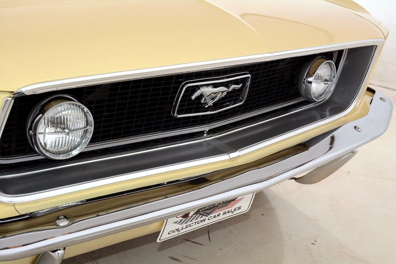 1968 Ford Mustang Image 86