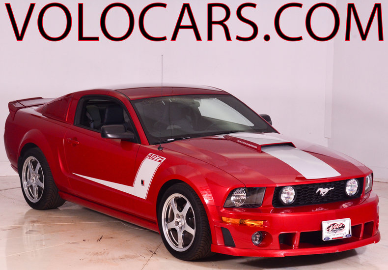 2008 Ford Mustang Image 1
