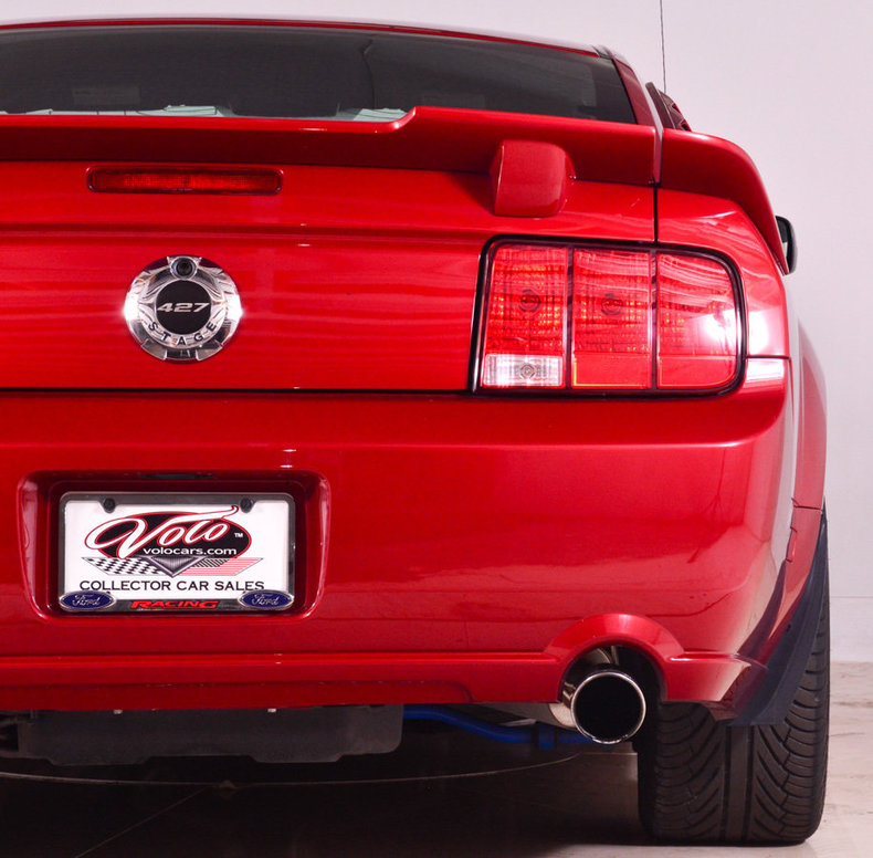 2008 Ford Mustang Image 75