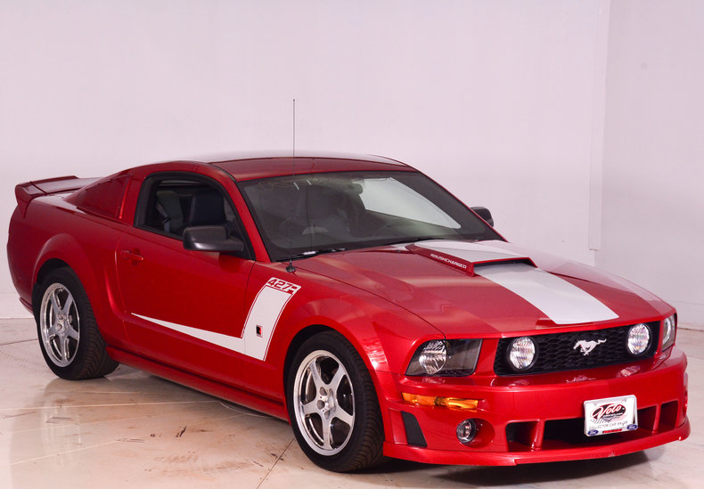 2008 Ford Mustang Image 112