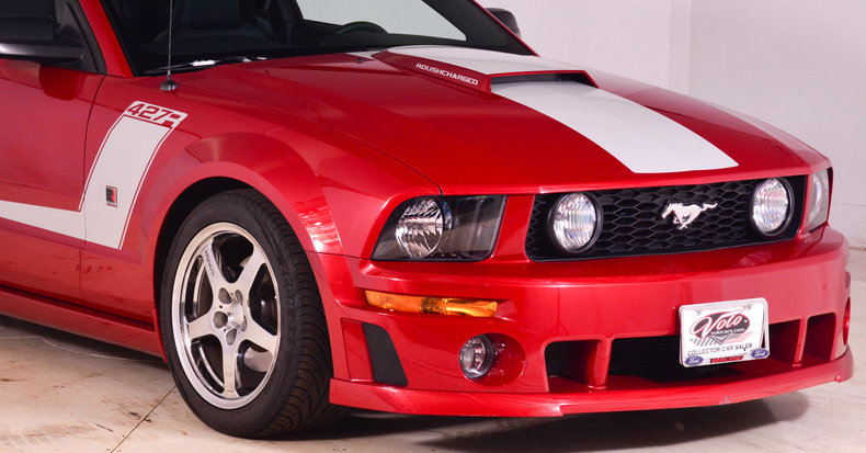 2008 Ford Mustang Image 95