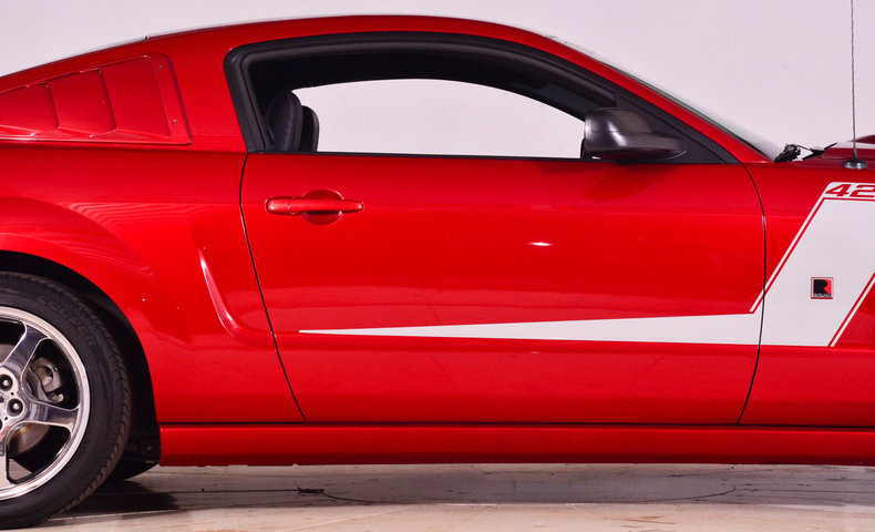 2008 Ford Mustang Image 110