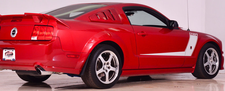 2008 Ford Mustang Image 108