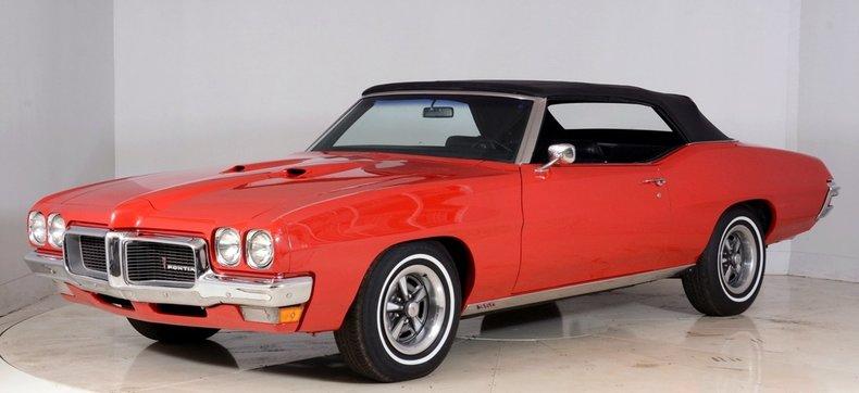 1970 Pontiac LeMans Image 41