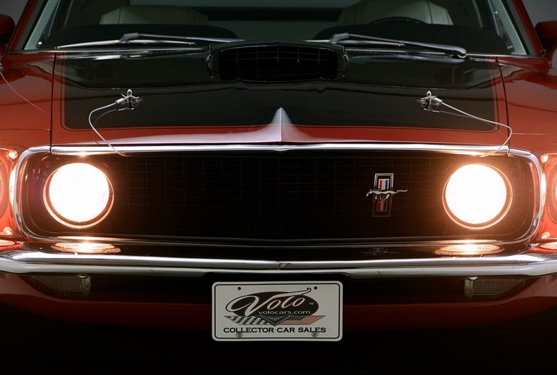 1969 Ford Mustang Image 12
