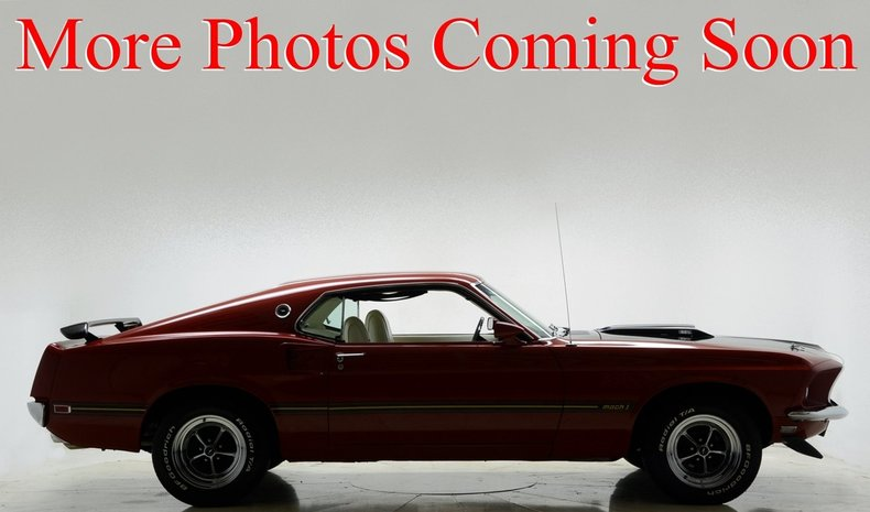 1969 Ford Mustang Image 22