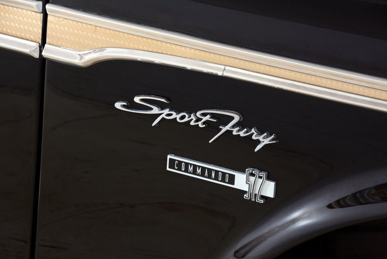1963 Plymouth Fury Image 38