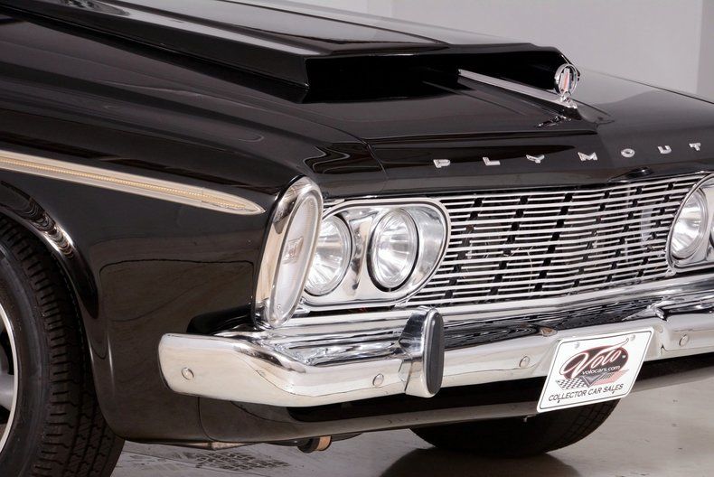 1963 Plymouth Fury Image 86