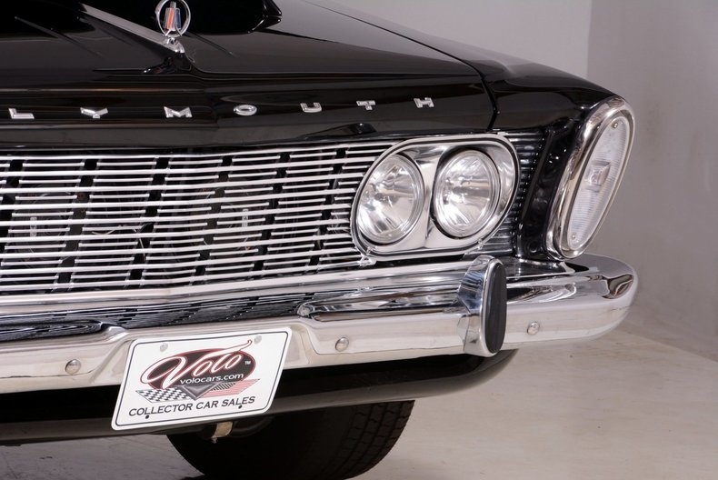 1963 Plymouth Fury Image 92