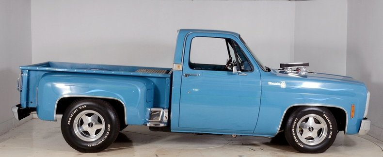 1977 Chevrolet C10 Image 17