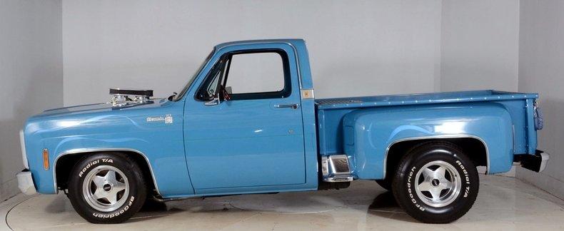 1977 Chevrolet C10 Image 41