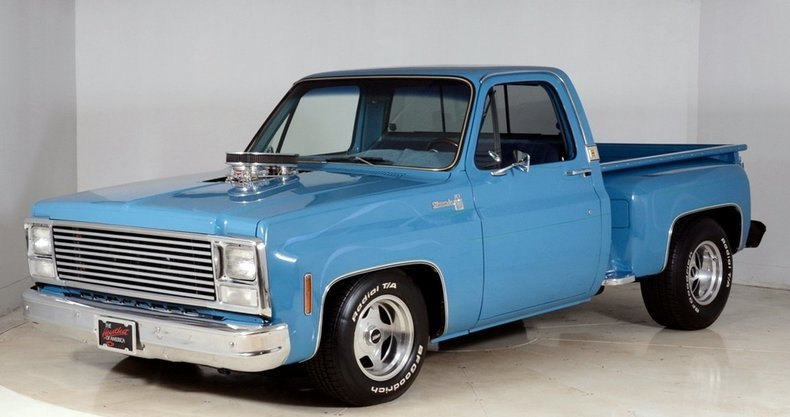 1977 Chevrolet C10 Image 49