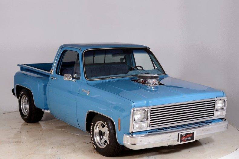 1977 Chevrolet C10 Image 103