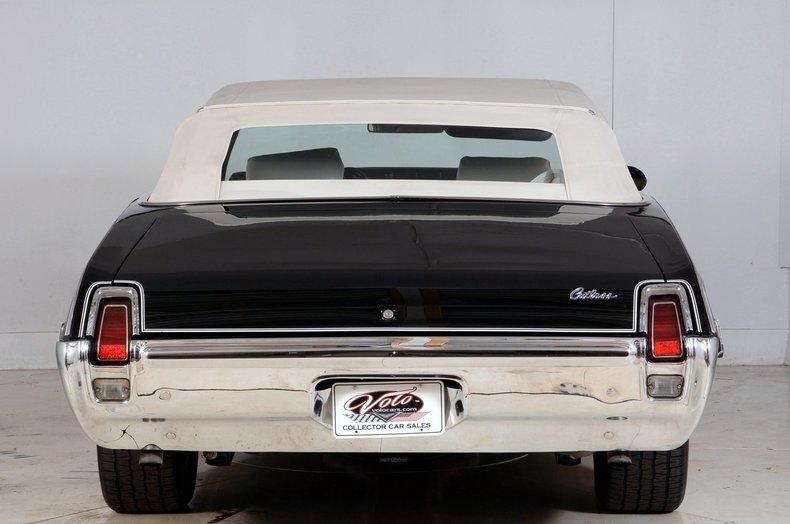 1969 Oldsmobile Cutlass Image 25
