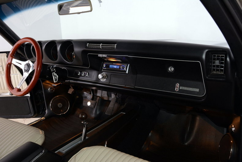 1969 Oldsmobile Cutlass Image 24
