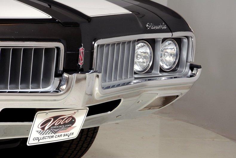 1969 Oldsmobile Cutlass Image 36