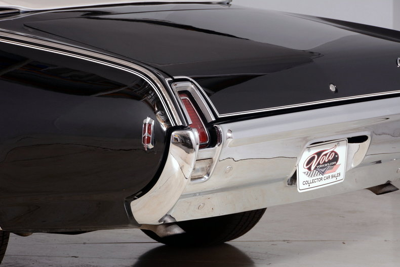 1969 Oldsmobile Cutlass Image 55